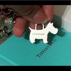 Tiffany & Co. Scottie dog 🐕 charm